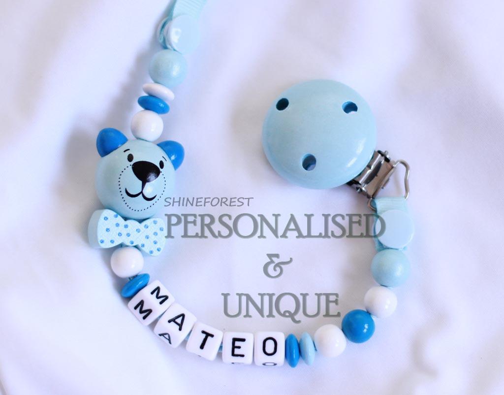 Pacifier-chain-3D-babyblue-teddy bear