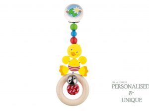 Pram Toy Clip Duck